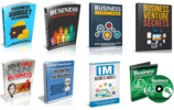 Thumbnail Start To Enjoy 2 PLR Business Ebooks