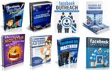 Thumbnail Start To Enjoy 6 PLR Facebook Ebooks