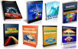 Thumbnail Start To Enjoy 9 PLR Traffic Ebooks