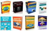 Thumbnail Start To Enjoy 8 PLR Traffic Ebooks