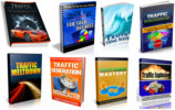 Thumbnail Start To Enjoy 10 PLR Traffic Ebooks